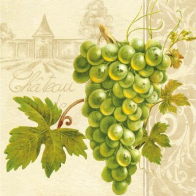 Winery Luncheon Napkins