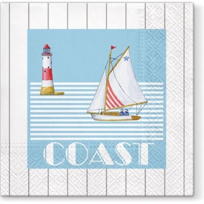 Boat Trip Luncheon Napkins