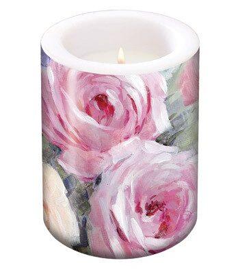 Pillar Candle  Julia