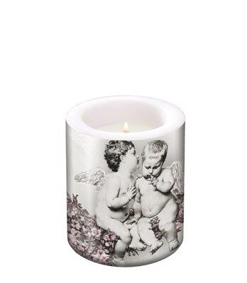 Pillar Candle Angelic Chic small