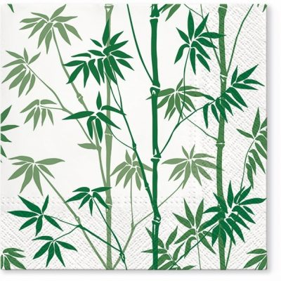 Bamboo Forest Luncheon Napkins
